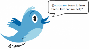 Customer Service on Twitter Playbook
